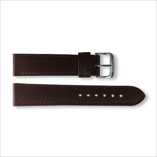 1950's leather strap | dark brown | 20mm
