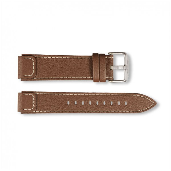 OutDoor leather strap | Brown | 18mm