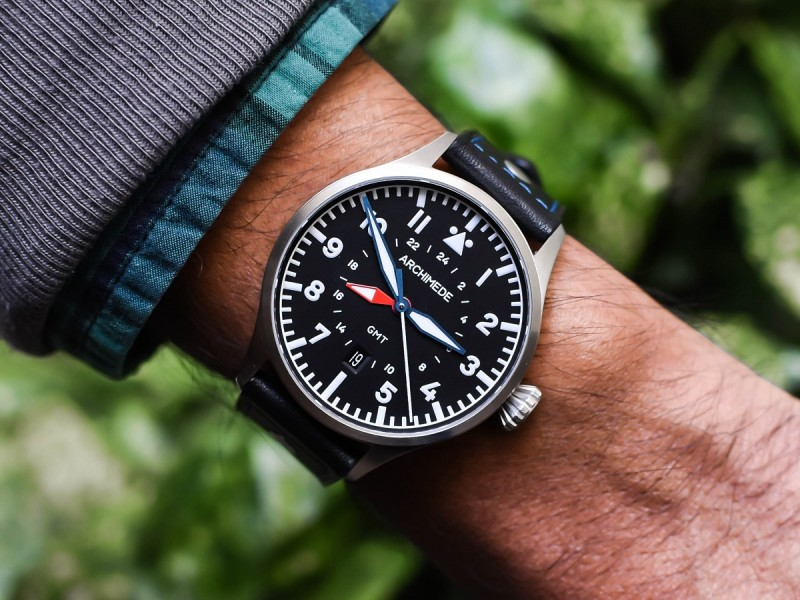 Archimede In Watches Mechanical Made Germany 1KTcF5ulJ3